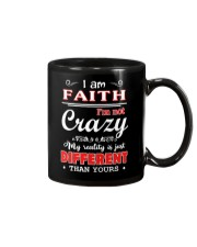 Faith - My reality is just different than yours Mug thumbnail