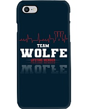 WOLFE - Team DS02 Phone Case thumbnail