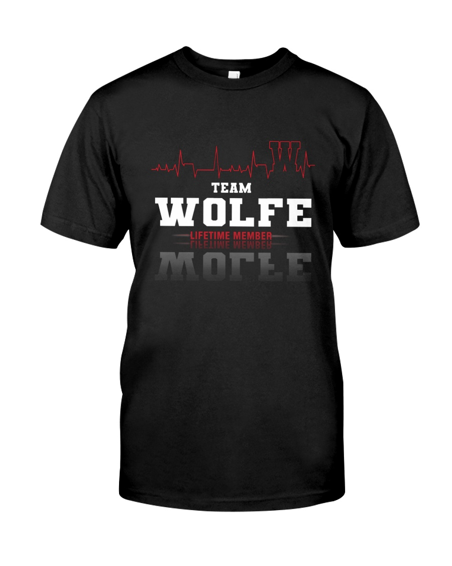 WOLFE - Team DS02 Classic T-Shirt
