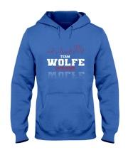 WOLFE - Team DS02 Hooded Sweatshirt thumbnail