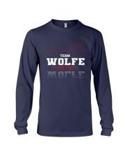 WOLFE - Team DS02 Long Sleeve Tee thumbnail