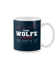 WOLFE - Team DS02 Mug thumbnail