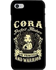 PRINCESS AND WARRIOR - CORA Phone Case thumbnail