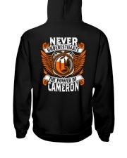 NEVER UNDERESTIMATE THE POWER OF CAMERON Hooded Sweatshirt thumbnail