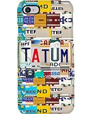 Tatum - Vintage Style Phone Case tile