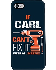 If Carl Cant Fix It - We Are All Screwed Phone Case thumbnail