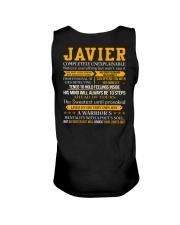 Javier - Completely Unexplainable Unisex Tank thumbnail