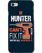 If Hunter Cant Fix It - We Are All Screwed Phone Case thumbnail