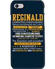 Reginald - Completely Unexplainable Phone Case thumbnail