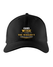 WISE - Thing You Wouldnt Understand Embroidered Hat front