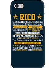 Rico - Completely Unexplainable Phone Case thumbnail