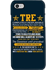 Tre - Completely Unexplainable Phone Case thumbnail
