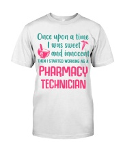 I started working as a pharmacy technician Classic T-Shirt thumbnail