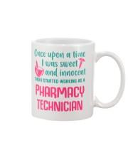 I started working as a pharmacy technician Mug thumbnail