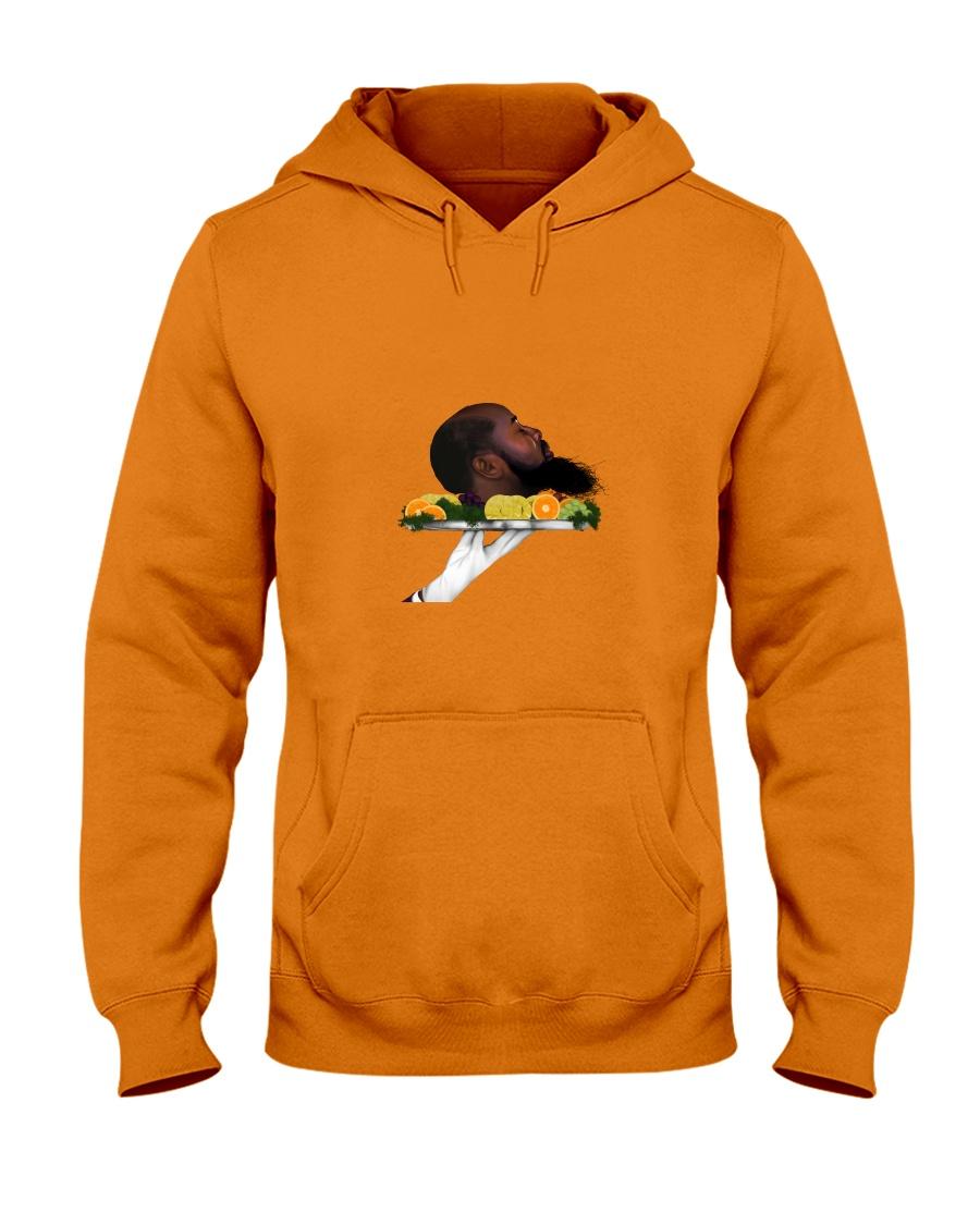 Heavy Hors d'oeuvres Album Merch Hooded Sweatshirt
