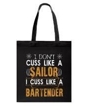 I am a Cashier Tote Bag thumbnail