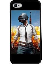 PUBG Battle Royale Graphic Cool Video Game Poster Phone Case thumbnail