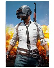 PUBG Battle Royale Graphic Cool Video Game Poster 11x17 Poster front
