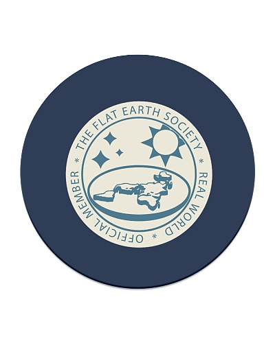 Flat Earth Society Official Member