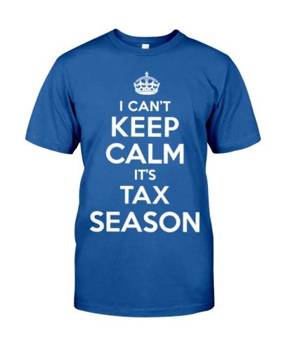 Keep Calm Tax Season