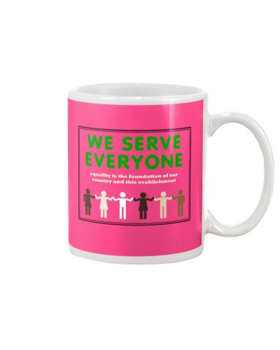 we serve every one