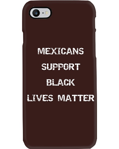 Mexicans Black Lives Matter