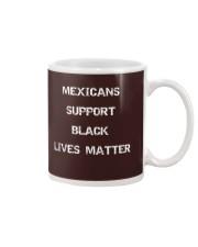 Mexicans Black Lives Matter Mug thumbnail