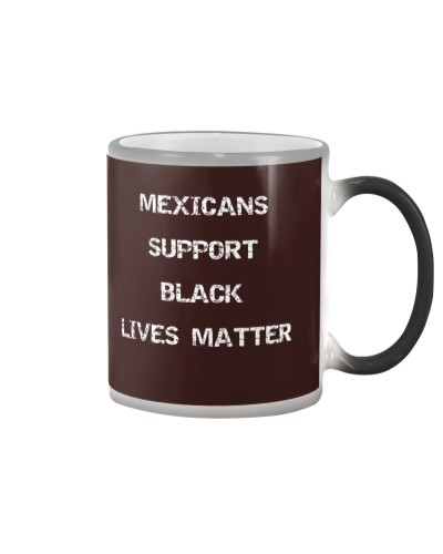 Mexicans Black Lives Matter