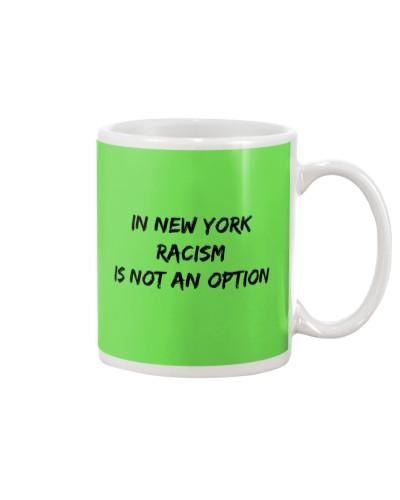 Black Lives Matter Racism Not an Option New York