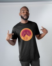 EID MUBARAK Muslim Holidays Celebration Classic T-Shirt apparel-classic-tshirt-lifestyle-front-32
