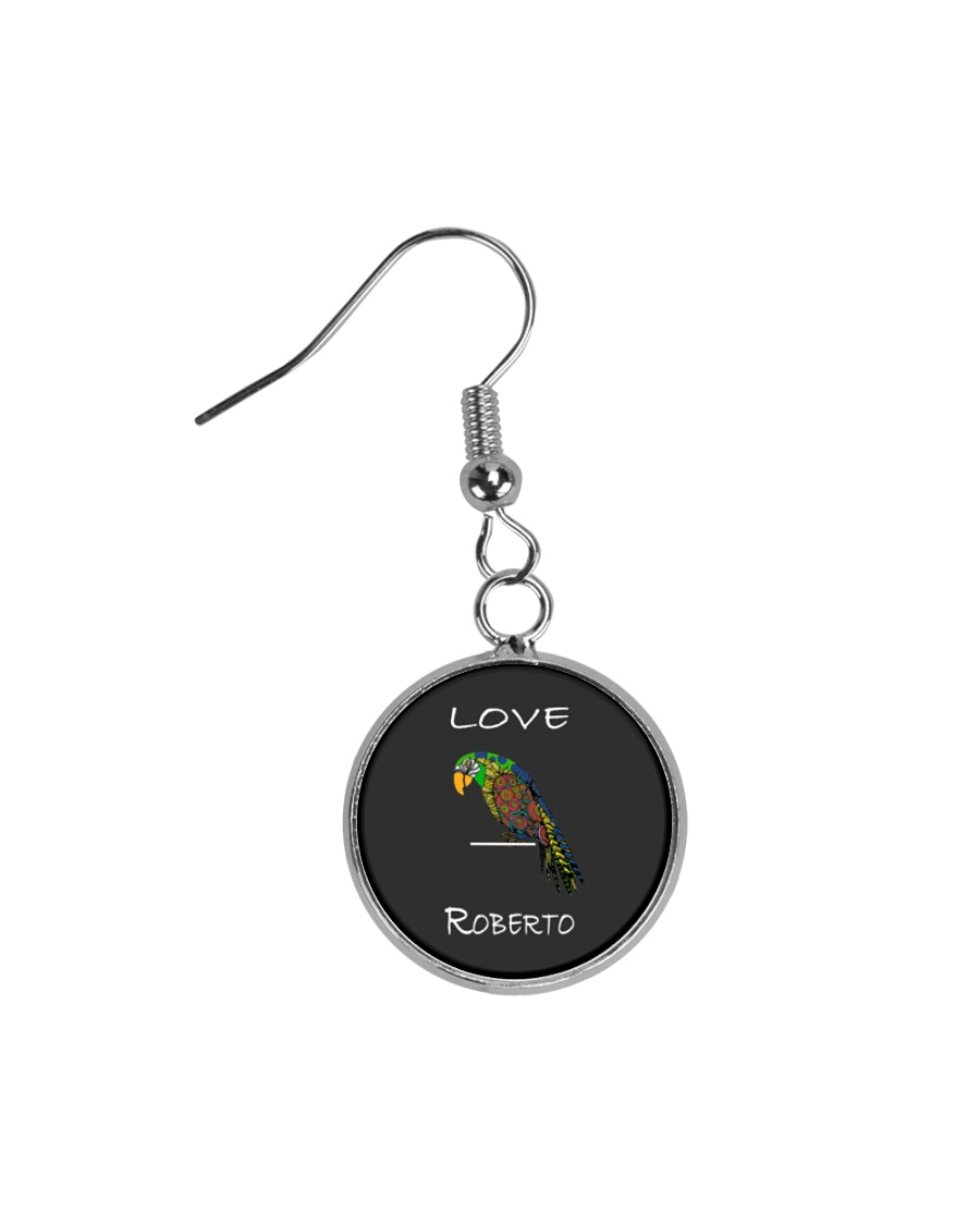 Buy it Now or Lose Forever Circle Earrings