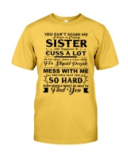 Sister shirt Classic T-Shirt front