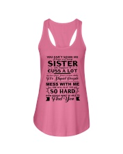 Sister shirt Ladies Flowy Tank thumbnail