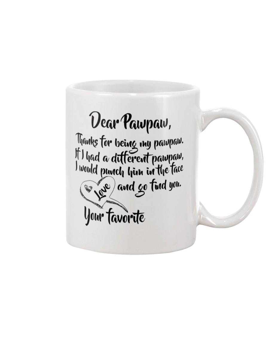 BirthDay Christmas Gift PawPaw Coffee Mugs Mug