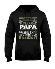 SUPER COOL PAPA SHIRT Hooded Sweatshirt thumbnail