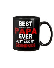 BEST grumpy guts PAPA EVER JUST ASK MY GRANDKIDS Mug thumbnail