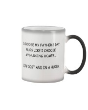 Happy Father's Day Funny Mug Color Changing Mug thumbnail