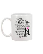 To my wife Coffee Mugs Mug back