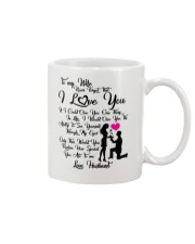 To my wife Coffee Mugs Mug front