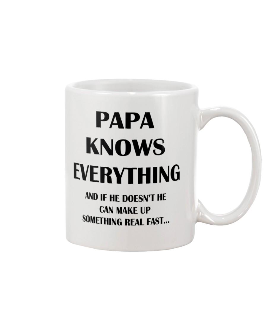 Funny PAPA Gift Mug Mug
