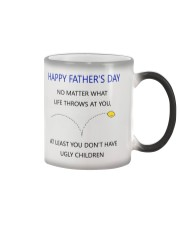 Funny Step Dad Fathers Day Mug Color Changing Mug thumbnail