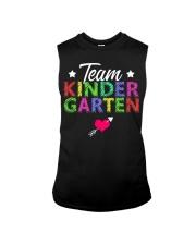 Team Kindergarten Shirt Teacher Student T-Shirt Sleeveless Tee thumbnail