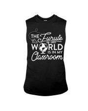 The Future Of The World Teacher T-Shirt Sleeveless Tee thumbnail