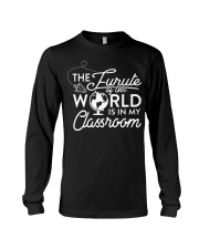 The Future Of The World Teacher T-Shirt Long Sleeve Tee thumbnail