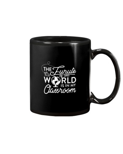 The Future Of The World Teacher T-Shirt