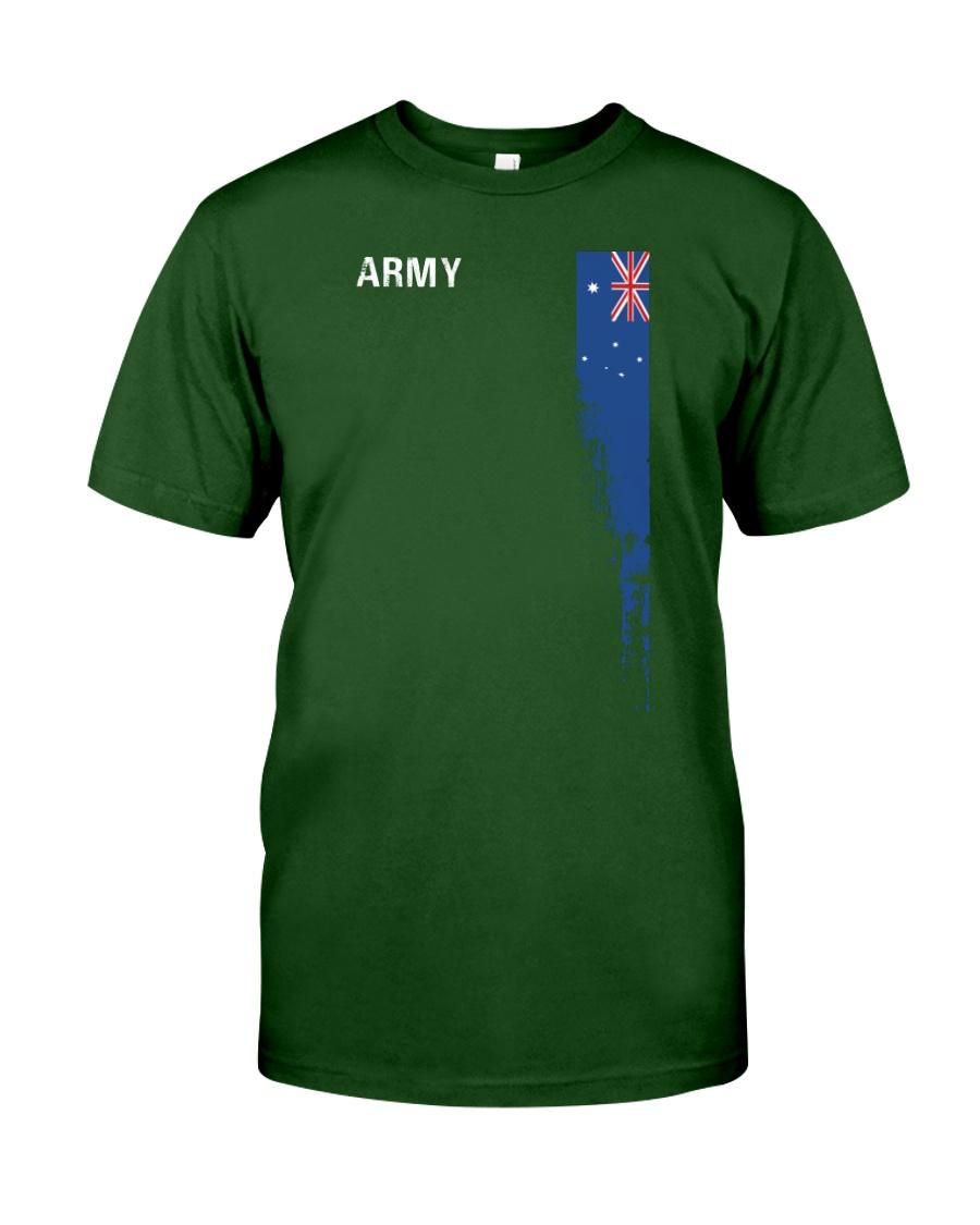 australia armed forces Classic T-Shirt