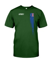 australia armed forces Classic T-Shirt front