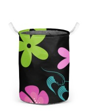 Just Beachy Laundry Basket - Small back