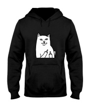 Limited Edition - Embroidery artwork Hooded Sweatshirt thumbnail