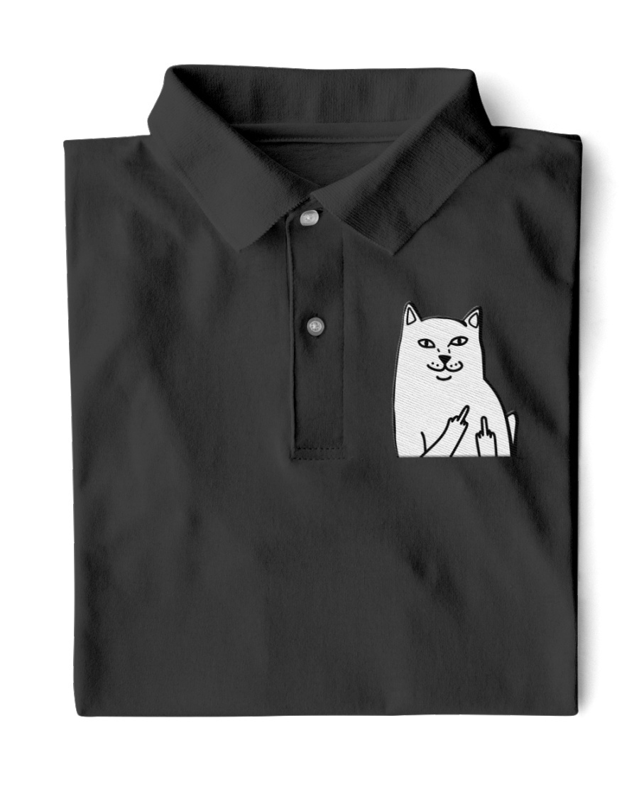 Limited Edition - Embroidery artwork Classic Polo